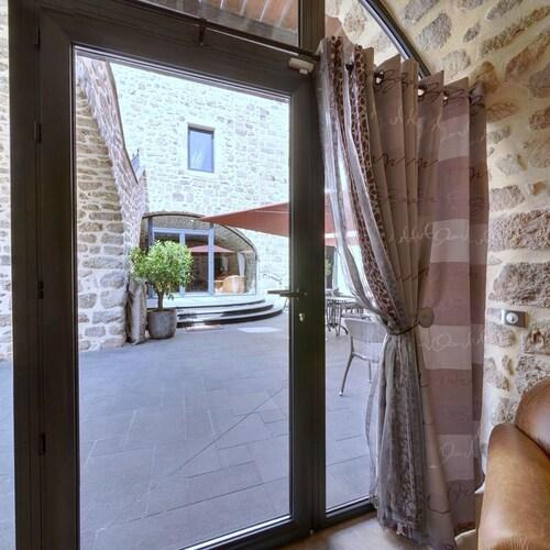 Le Mas de Baume, Ardèche