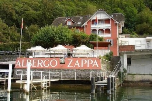 Albergo Zappa, Lugano
