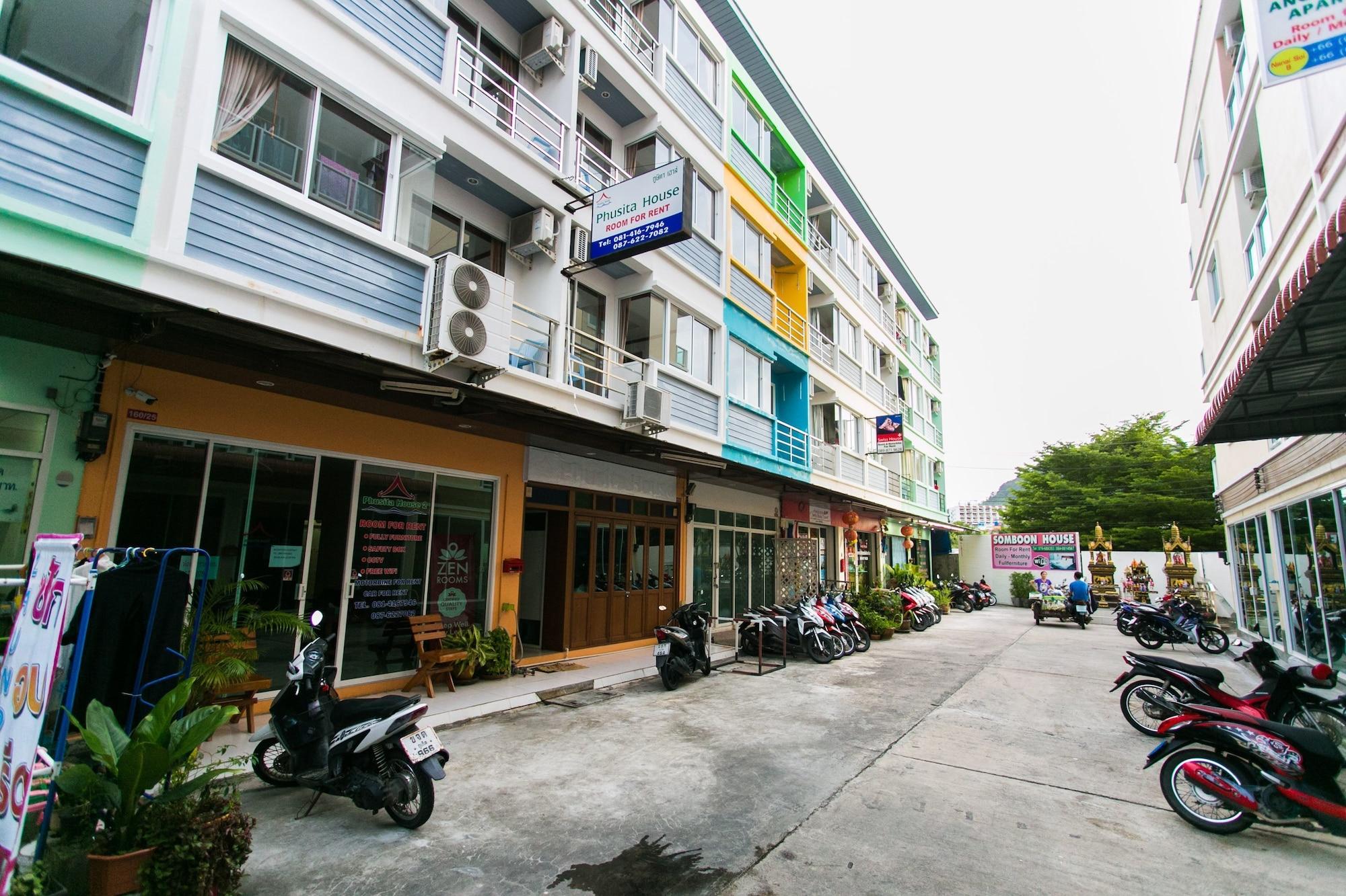 ZEN Rooms Patong Nanai 8, Pulau Phuket