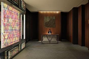 HYATT CENTRIC GINZA TOKYO Interior Entrance