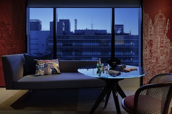 HYATT CENTRIC GINZA TOKYO View from Room