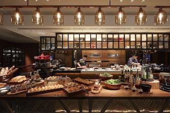 HYATT CENTRIC GINZA TOKYO Breakfast buffet