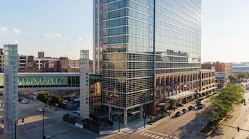 芝加哥麥克米克中心希爾頓花園飯店 Hilton Garden Inn Chicago McCormick Place