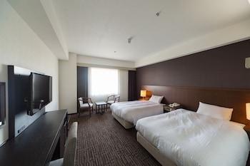 スタンダード ツインルーム|KKRホテル名古屋