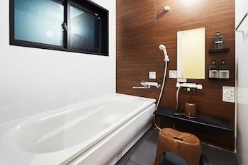 HANARE KYOTO KYONOYADO KAMOGAWA-AN Bathroom
