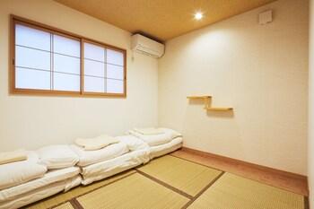 HANARE KYOTO KYONOYADO KAMOGAWA-AN Room