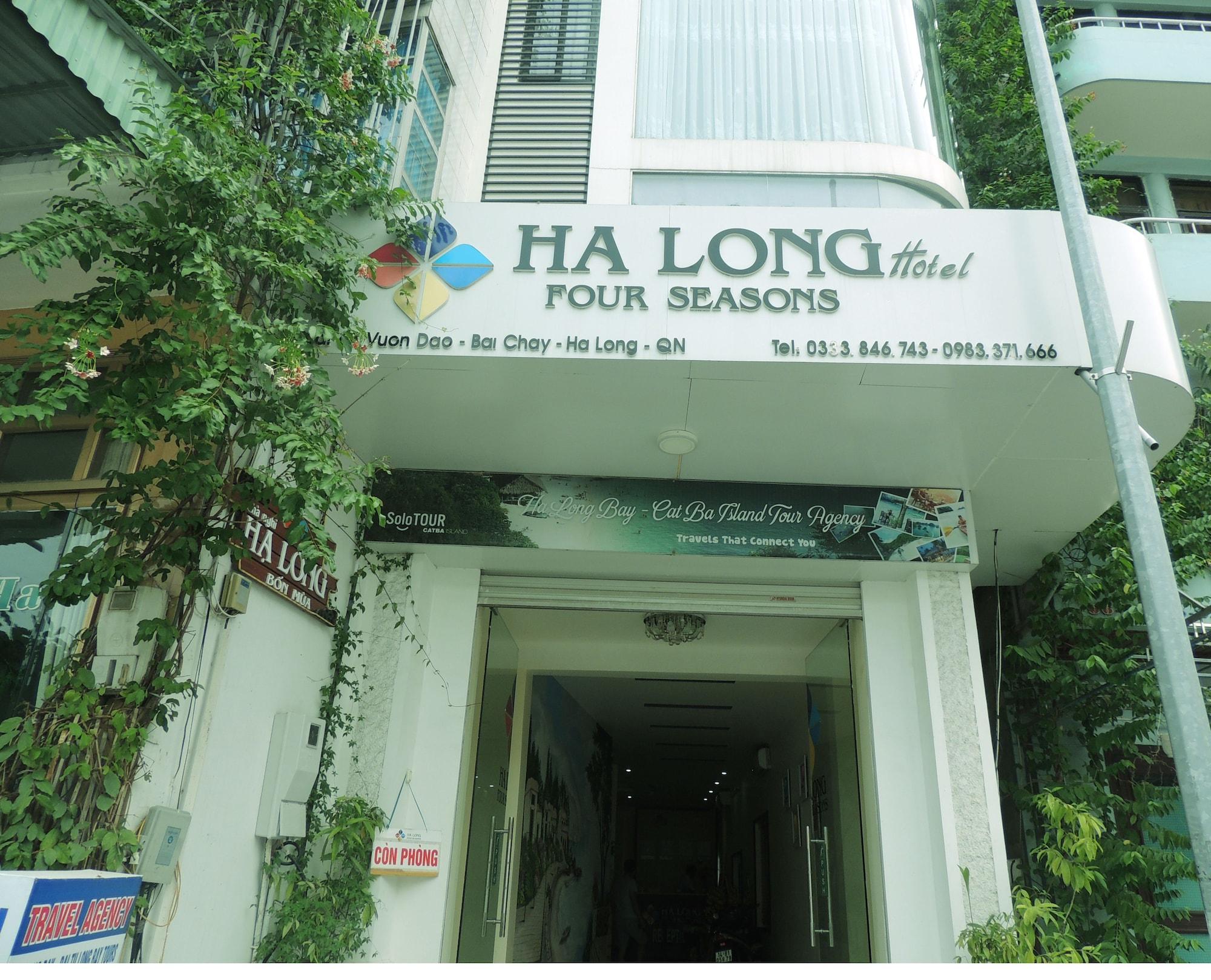 Halong Four Seasons Hotel, Hạ Long