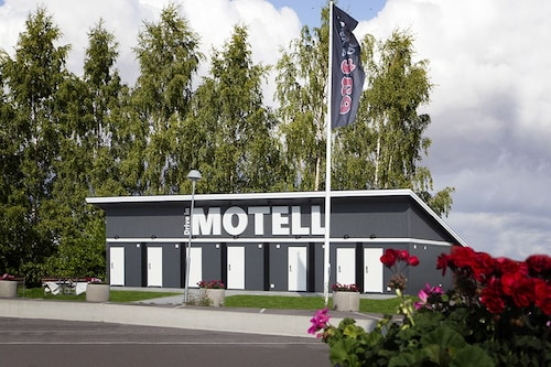 Drive-in Motell, Mjölby