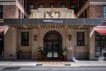 Exterior at Fairfield Inn & Suites by Marriott Philadelphia Downtown/Center City in Philadelphia