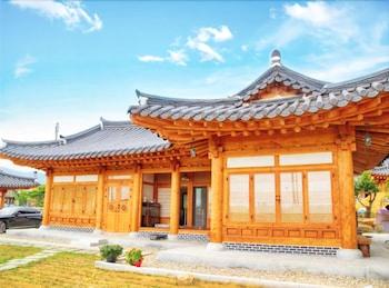 順春ムーンライト ラブ ハノク ペンション (Suncheon Moonlight Love Hanok Pension)