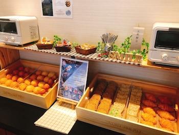 SMILE HOTEL PREMIUM OSAKA HOMMACHI Breakfast buffet