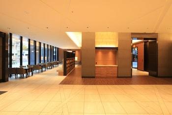 SMILE HOTEL PREMIUM OSAKA HOMMACHI Lobby