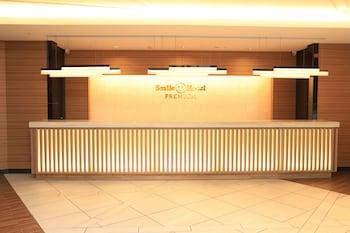 SMILE HOTEL PREMIUM OSAKA HOMMACHI Reception