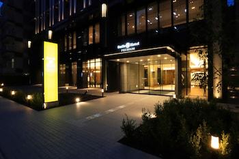 SMILE HOTEL PREMIUM OSAKA HOMMACHI Property Entrance
