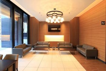 SMILE HOTEL PREMIUM OSAKA HOMMACHI Lobby Sitting Area