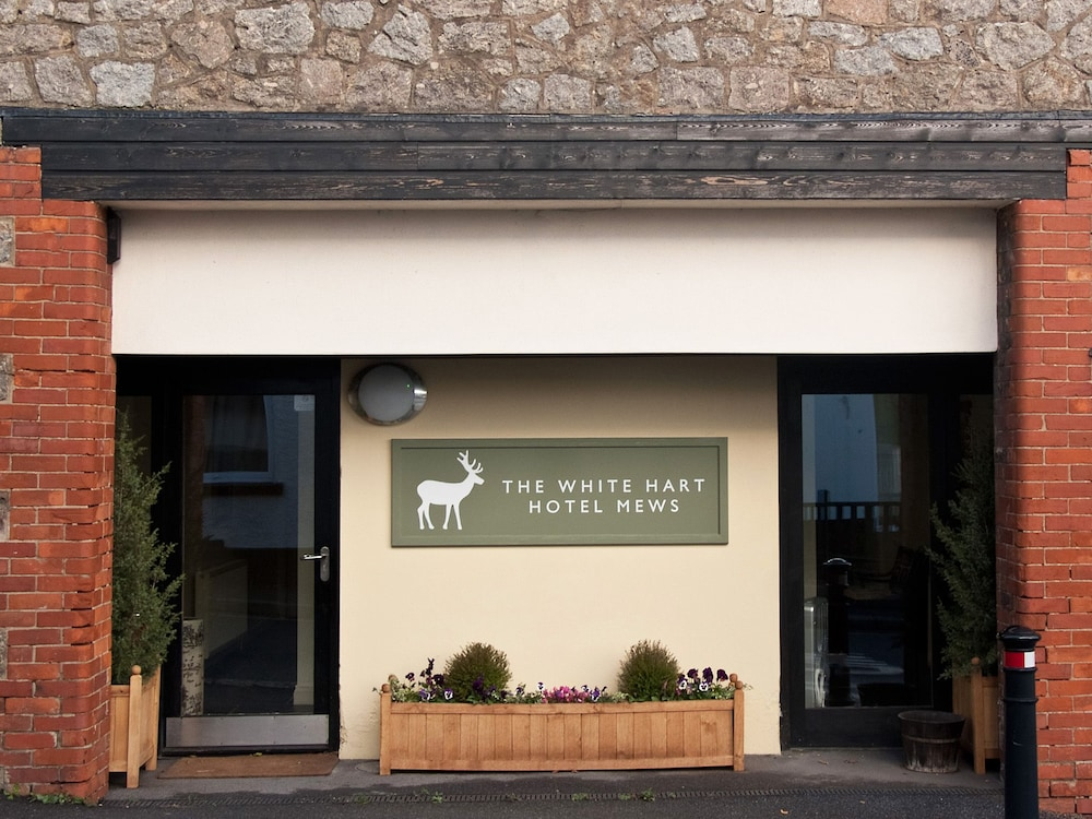The White Hart Hotel, Devon