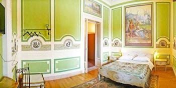 Deluxe Tek Büyük Yataklı Oda, Balkon (the Duchess)