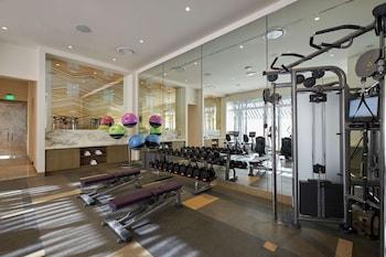 HILTON MANILA Fitness Facility
