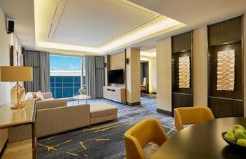 HILTON MANILA Guestroom