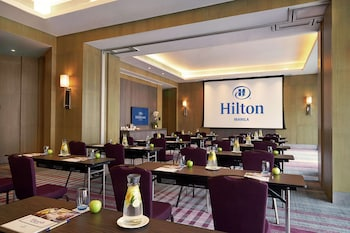 HILTON MANILA Meeting Facility