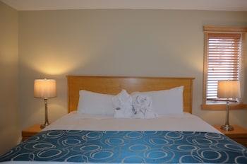 Luxury Daire, 1 Yatak Odası, Balkon, Dağ Manzaralı