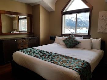 Luxury Çatı Katı Süiti (penthouse), 2 Yatak Odası, Balkon, Dağ Manzaralı