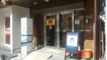 HOSTEL ANCHORAGE Property Entrance