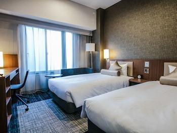 İki Ayrı Yataklı Oda, Sigara İçilmez (twin Bedded Room)