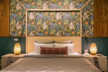 Exclusive Tek Büyük Yataklı Oda