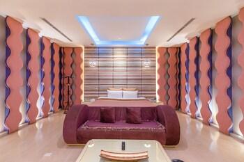 Deluxe Tek Büyük Yataklı Oda, 1 En Büyük (king) Boy Yatak