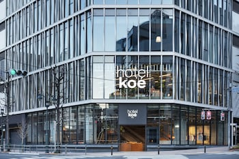 HOTEL KOE TOKYO Front of Property