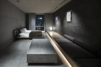 HOTEL KOE TOKYO Living Area