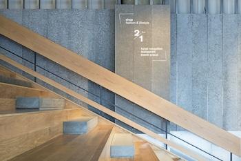 HOTEL KOE TOKYO Staircase
