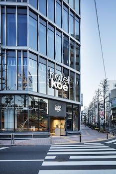 HOTEL KOE TOKYO Front of Property - Evening/Night