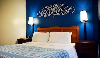 Deluxe Üç Kişilik Oda, 1 Yatak Odası, Balkon, Avlu Manzaralı