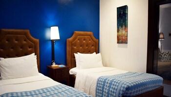 Standard İki Ayrı Yataklı Oda, 2 Tek Kişilik Yatak, Avlu Manzaralı