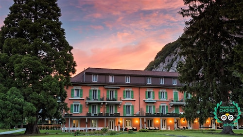 . Grand Hôtel des Bains de Lavey