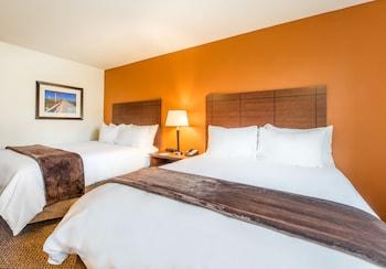 Guestroom at My Place Hotel-North Las Vegas in North Las Vegas
