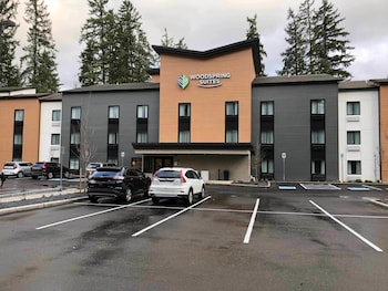 WoodSpring Suites Seattle Redmond photo