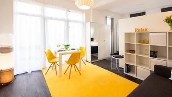 City Apart Daire (ground Floor)