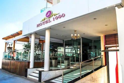 . Hotel 1000