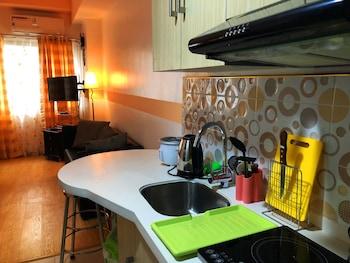 CEDAR PEAK CONDOMINIUM BY TRIPSTERS HUB In-Room Kitchen