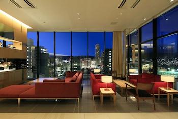 CANDEO HOTELS HIROSHIMA HATCHOBORI Lobby Lounge