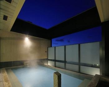 CANDEO HOTELS HIROSHIMA HATCHOBORI Outdoor Spa Tub