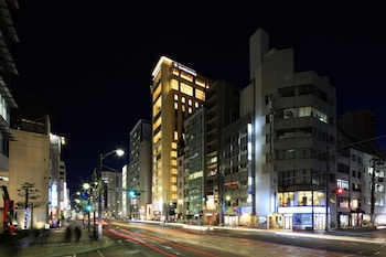 CANDEO HOTELS HIROSHIMA HATCHOBORI Front of Property - Evening/Night