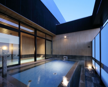 CANDEO HOTELS HIROSHIMA HATCHOBORI Public Bath