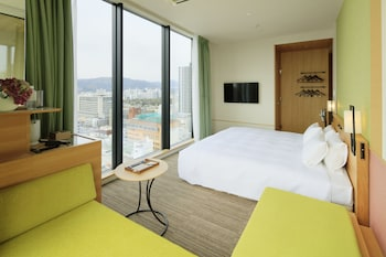 CANDEO HOTELS HIROSHIMA HATCHOBORI View from Room