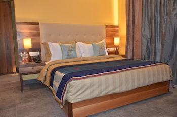 Deluxe Tek Büyük Veya İki Ayrı Yataklı Oda, 1 En Büyük (king) Boy Yatak