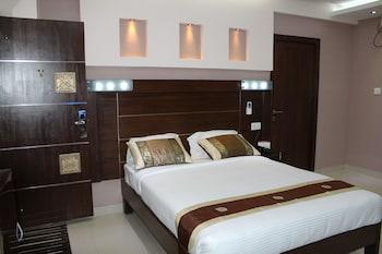 Deluxe Tek Büyük Veya İki Ayrı Yataklı Oda, Birden Çok Yatak, Engellilere Uygun, Küçük Mutfak