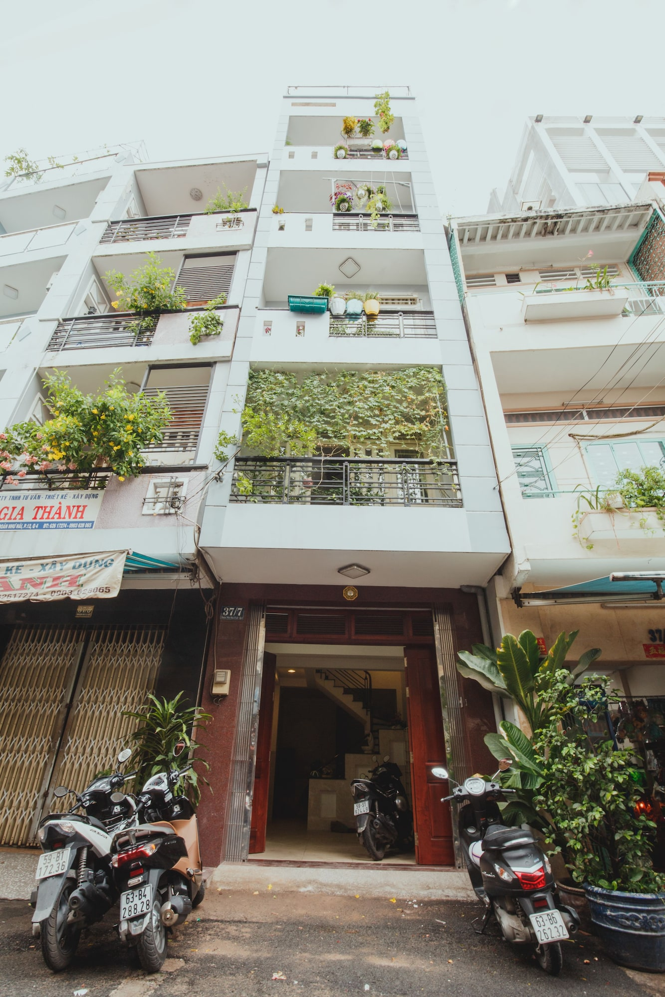 Urban House Saigon 2, Quận 4